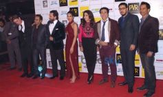 Red Carpet Premiere Of Film Happy Ending