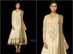 Ritu Kumar launched its classic suits collection