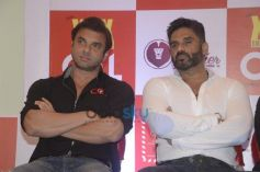 Sacin Josha And Suniel Shetty