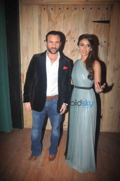 Saif Ali Khan And Ileana D'Cruz