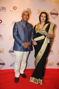 Samajot Singh And Radhika Raje Gaewad Baroda
