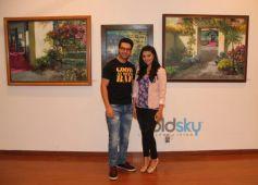 Sanjay Gagnani and Poonam Preet