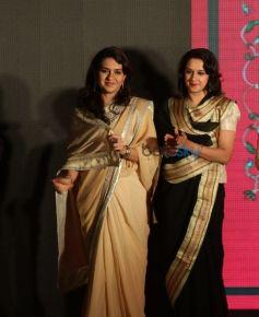 Shaina NC And Radhika Raje Gaekwad