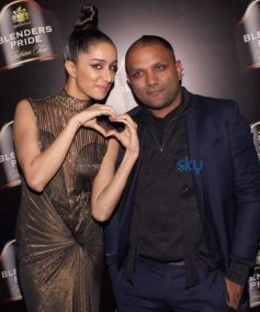Shraddha Kapoor And Gaurav Gupta