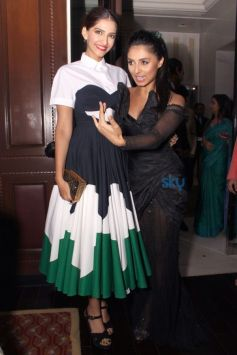 Sonam Kapoor At Party Organised By The Business Of Fashion