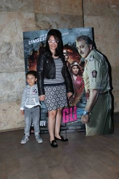 Special Screening Of Bollywood Movie  'Ungli'