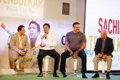 Sunil Gavaskar, Dilip Vengsarkar, Ravi Shastri, Vasu Paranjpe