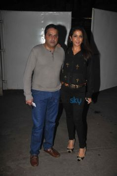 Sunil Lulla And Krishika Lula