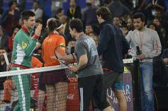 Aamir  Khan, Roger Federer, Ritesh Deshmukh