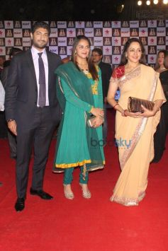 Ahana Deol And Hema Malini