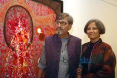 Amol Palekar And Sandhya Gokhale