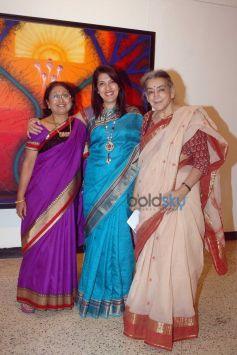 Nayana Kanodia, Tarana Khubchandani, Lalita Lajmi