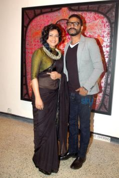 Sunil And Tanuja Padwal