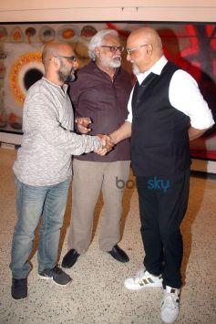 Vir Munshi, Manu Parekh, Pritish Nandy