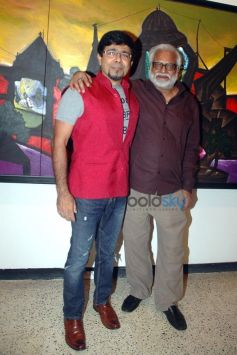 Arzan Khambatta With Manu Parekh