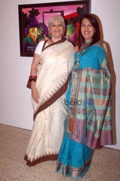 Geetu Hinduja With Tarana Khubchadani
