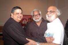 Harsha Bhatkal, Manu Parekh, Gurcharan Singh