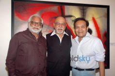 Manu Parekh, Pritish Nandy, Dr Prakash Kothari