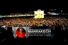 Happy New Year At The 14th Marrakech International Film Festival