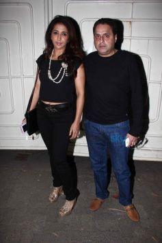 Krishika Lulla And Sunil Lulla