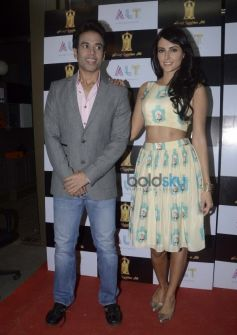 Mandana And Tusshar Kapoor