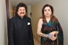 Pankaj Udhas And Farida Udhas