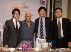 Press Conference Of K House Japan 1st Edition Of Japan Film Festival
