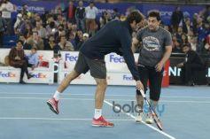Roger Federer And Aamir Khan