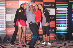 Sania Mirza Launched Micromax Canvas Selfie