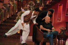 Shahrukh khan, Kapil Sharma And Anupam Kher