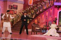 Shahrukh khan, Kapil Sharma And Kajol
