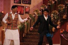 Shahrukh khan And Kapil Sharma