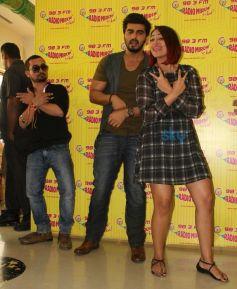 Sonakshi Sinha And Arjun Kapoor
