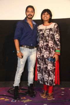 Trailer And Poster Launch Of Marathi Film 'Baji'
