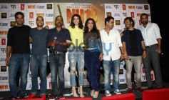 Trailer Launch Of Film NH10:Anushka Sharma Shine Out In Bright Yellow.