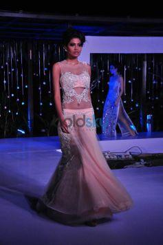 Gionee India Beach Fashion Week 2015-Day 3 Falguni and Shane Peacock Finale Show.