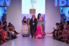 Gionee India Beach Fashion Week 2015-Day 3,Shouger Doshi & Sounia Gohil Show
