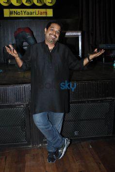 Launch Of Show McDowell's N0 1 Yaari Jam By Pepsi MTV Indies.