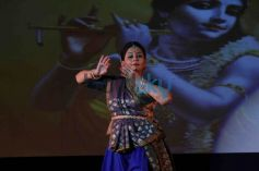 Dance Performance Based On Indo-Koreon Love Story
