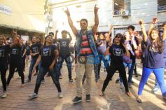 Varun Dhawan At National College's Cutting Chai Festival