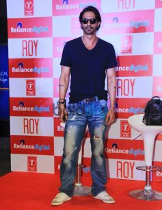 Promotion Of Film Roy
