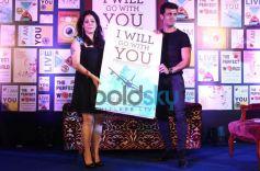 Sonu Nigam Launches Priya Kumar Book - I Will Go With You