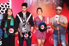 Alia Bhatt AT Launch Of  Coke Studio  MTV Season 4