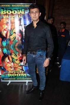 Sonu Nigam And Bikram Ghosh Celebrate Success Of Album -The Music Room