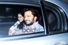 Ritesh Deshmukh And Genelia D'souza