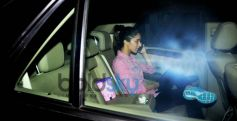 PAPPARAZZI - Shradha Kapoor Snapped At Out Side Of  Her House