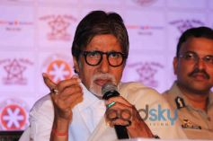 Amitabh Bachchan Launches Road Safety Awareness Campaign By Thane Traffic Police