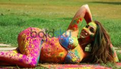 Sofia Hayat Holi 2015 Special Photo Shoot