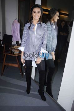 Launch Of Payal Singhal's Collection For Bombay Shirt Company