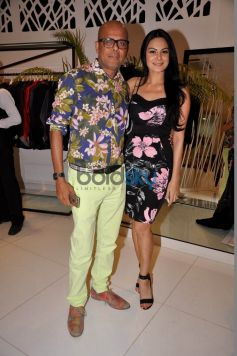 Launch Of Fashion Designer Narendra kumar's New Flagship Store